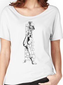 Tight Spot Women's Relaxed Fit T-Shirt