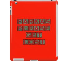 Farkas Please Get Lost iPad Case/Skin