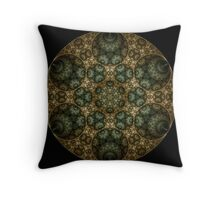 The Shield of Tyr Throw Pillow