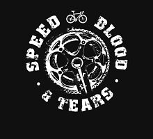 Cycling shirts - Speed Blood and Tears Unisex T-Shirt