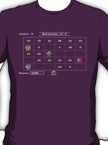 Number Munchers T-Shirt