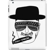 Funny Shirts High enberg  iPad Case/Skin