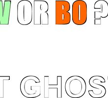 MW OR BO? GHOSTS by showells373