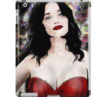 Kat Dennings 2014 -1 iPad Case/Skin