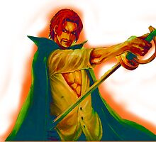 Shanks by x1drewx