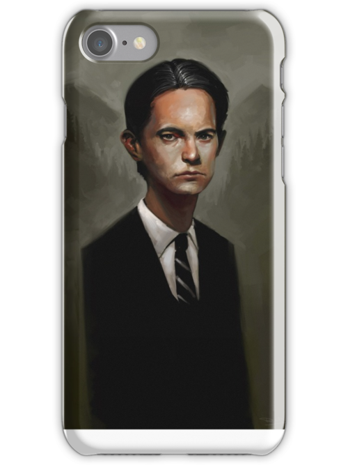 Dale Cooper by Rudy  Faber