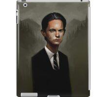 Dale Cooper iPad Case/Skin
