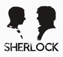 Sherlock Silhouette  by SamanthaMirosch