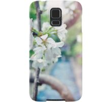 Prunus x yedoensis Afterglow Flower Samsung Galaxy Case/Skin