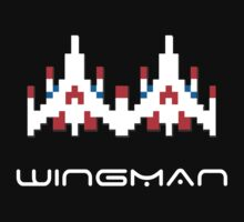 Wingman (Galaga) Kids Clothes