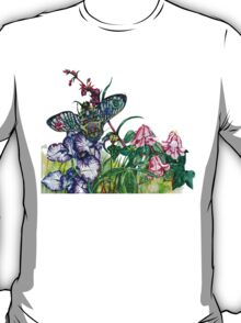 messenger moth of the twilight realm, known as Turlough T-Shirt