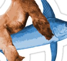 Kong and Engaurde Sticker