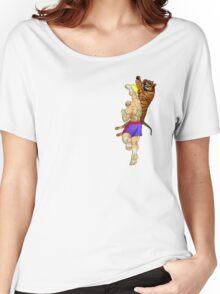 Tiger Uppercut Women's Relaxed Fit T-Shirt