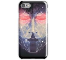 Geometric Face iPhone Case/Skin