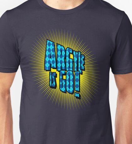 Argyle is GO! Unisex T-Shirt