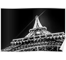 Eiffel Tower / Tour Eiffel Poster