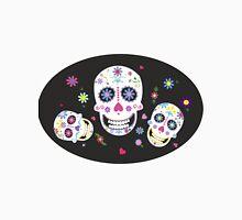 Mexican Skulls Unisex T-Shirt