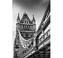 London Tower Bridge Photographic Print