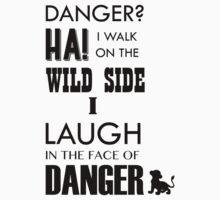 I Laugh in the Face of Danger by Pinya