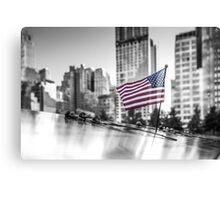Memorial 9/11 / NYC Canvas Print