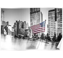 Memorial 9/11 / NYC Poster