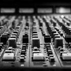 Sound board / Console de son by maophoto