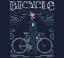 Bicycle Repairman Kids Clothes