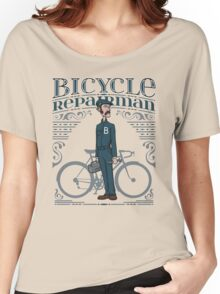 Bicycle Repairman Women's Relaxed Fit T-Shirt