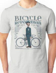 Bicycle Repairman Unisex T-Shirt