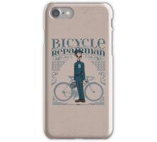 Bicycle Repairman iPhone Case/Skin