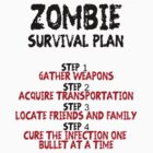 Zombie Survival Plan by SamanthaMirosch