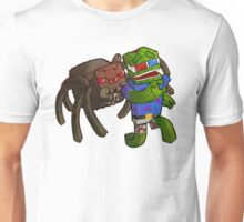 Bashur Hates Spiders! Unisex T-Shirt