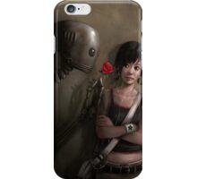 Robot In Love iPhone Case/Skin