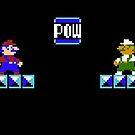 Mario Bros Case.  by Cats54321