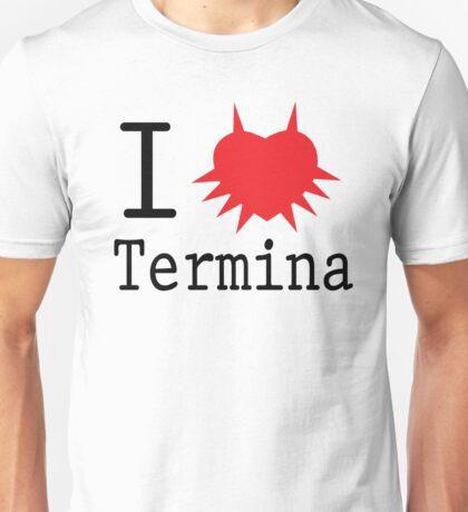 I 'Heart' Termina Unisex T-Shirt