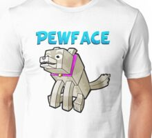 It's Pewface! Unisex T-Shirt