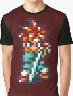 Crono - Chrono Trigger Graphic T-Shirt