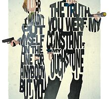 The Truth - The X-Files by 17thandoak