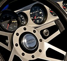 Ford Roadster Interior Detail by DaveKoontz