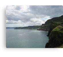 Northern Coast of Ireland Canvas Print