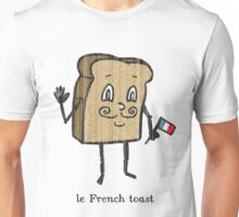 le French toast Unisex T-Shirt