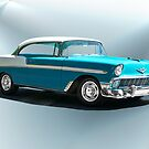 1956 Chevrolet Bel Air Hardtop by DaveKoontz