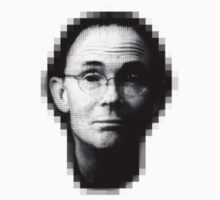 William Gibson: The father of Cyberpunk by hellterskelter
