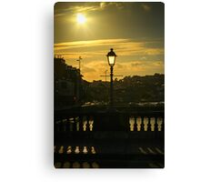 Cork bridge Canvas Print
