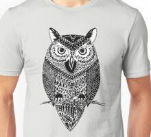 Owl Aztec Design Art  Unisex T-Shirt