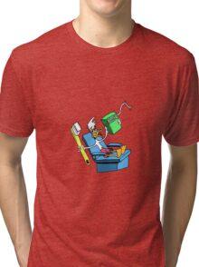 Brush & Floss Tri-blend T-Shirt