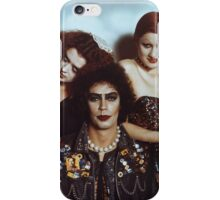 Cast party iPhone Case/Skin