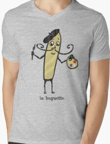 la baguette French bread cartoon T-Shirt
