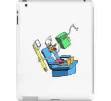 Brush & Floss iPad Case/Skin