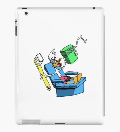 Brush & Floss iPad Case/Skin